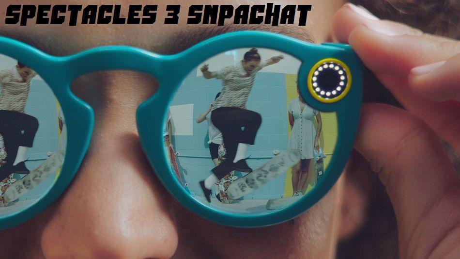 Kamera 3D Snapchat
