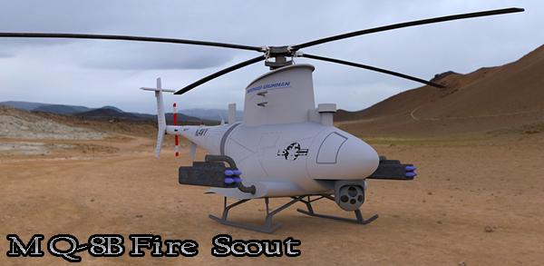 Drone Tempur Dengan Kekuatan Mengerikan di Dunia